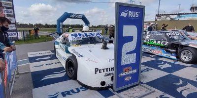 Gabriel Selva segundo en la final sabatina del TC4000 Argentino 8