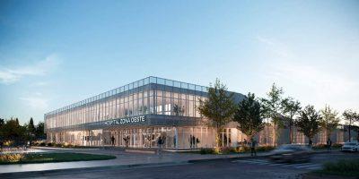 SAN NICOLÁS: Se presentó la obra para la construcción un moderno hospital 9