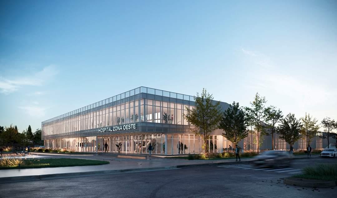 SAN NICOLÁS: Se presentó la obra para la construcción un moderno hospital 1
