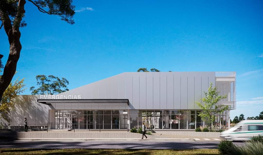 SAN NICOLÁS: Se presentó la obra para la construcción un moderno hospital 2