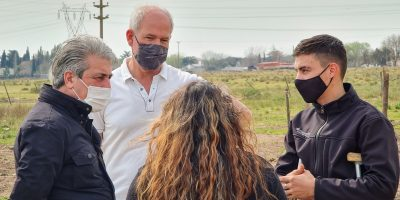 El intendente Javier Martínez habló de cara a las PASO 10
