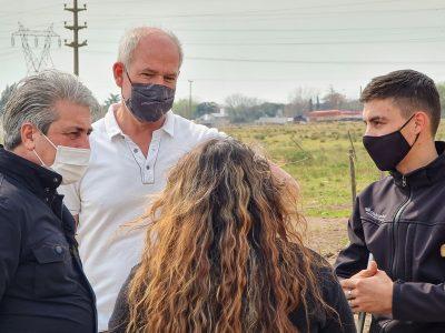 El intendente Javier Martínez habló de cara a las PASO 3