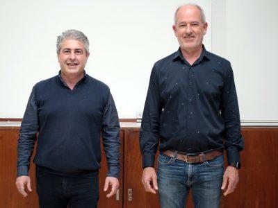 """Javier Martínez e Ignacio Maiztegui dialogaron con """"La Mañana de la Radio"""" 2"""