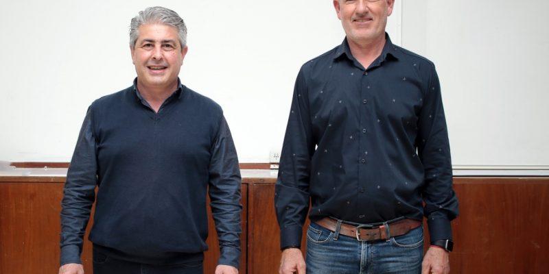 """Javier Martínez e Ignacio Maiztegui dialogaron con """"La Mañana de la Radio"""" 8"""