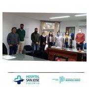 Agricultores Federados Argentinos realizó una importante donación al Hospital 1