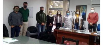 Agricultores Federados Argentinos realizó una importante donación al Hospital 12