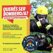 Urquiza tendrá su cuartel de Bomberos Voluntarios 4