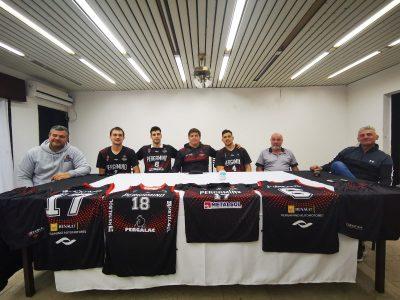 Pergamino Básquet presentó su equipo para la Liga Argentina 1