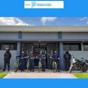 Volvieron los policías en bicicleta 1