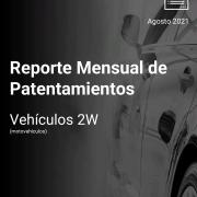 Según ACARA: Se patentaron en agosto 35.184 motovehículos 2