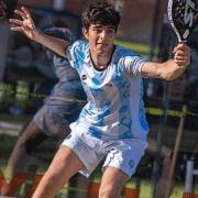 El pergaminense Juani De Pascual integró el seleccionado argentino subcampeón del mundo de Paddle 1