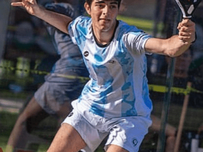 El pergaminense Juani De Pascual integró el seleccionado argentino subcampeón del mundo de Paddle 11