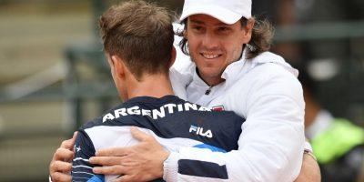 COPA DAVIS: Argentina venció a Bielorrusia 9