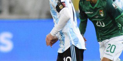 Argentina-Bolivia: A la cancha pero con certificado 5