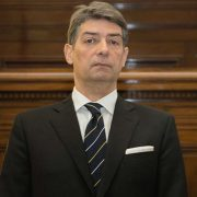 Rosatti fue elegido presidente de la Corte Suprema 15
