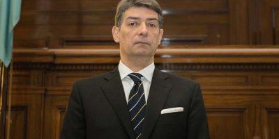 Rosatti fue elegido presidente de la Corte Suprema 4