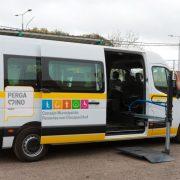 Se presentó un nuevo vehículo para el Consejo Municipal de Personas con Discapacidad 5