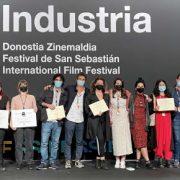 El pergaminense Francisco Marise premiado en el Festival de San Sebastián 4