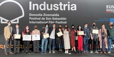 El pergaminense Francisco Marise premiado en el Festival de San Sebastián 5