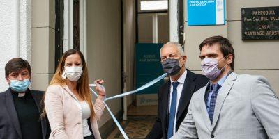La Provincia inauguró un nuevo Centro de Acceso a la Justicia en La Plata 7