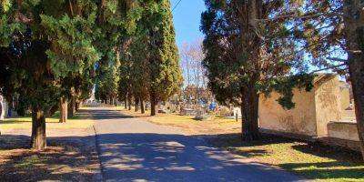 Nuevo horario del Cementerio Municipal 6