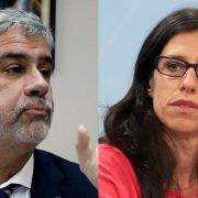 Paula Español pasó a cumplir funciones en Interior y la reemplazó Feletti en Comercio 4