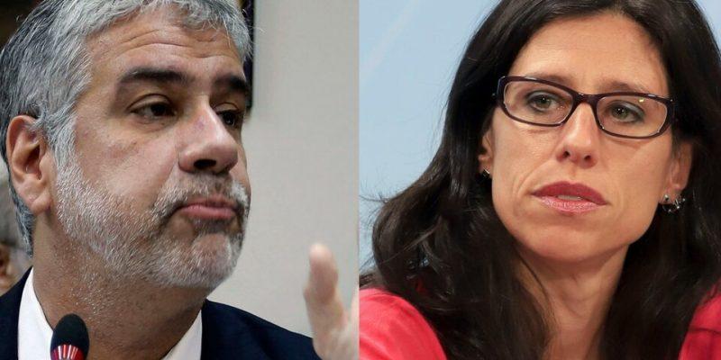 Paula Español pasó a cumplir funciones en Interior y la reemplazó Feletti en Comercio 1