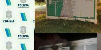 Se incendió el puesto móvil ubicado en Barrio Güemes: Hablamos con el Comisario Scoropad 11