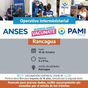 El operativo ANSES-PAMI llegó este lunes a Rancagua 11