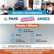 Balance del operativo Interministerial de ANSES y PAMI 2