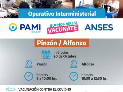 Balance del operativo Interministerial de ANSES y PAMI 1