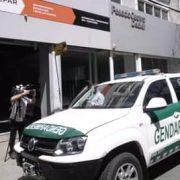 Gendarmería realizo allanamientos por una causa de lavado de dinero 5