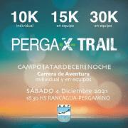 Ya está abierta la inscripción para la Perga X Trail 13