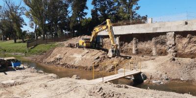Puente Colón-illia: Conocimos el avance de la obra junto al Ingeniero a cargo de la construcción 7