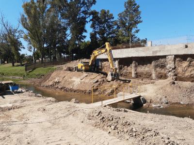 Puente Colón-illia: Conocimos el avance de la obra junto al Ingeniero a cargo de la construcción 2