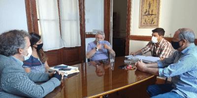HCD y Secretaría de Gobierno se reunieron para tratar el tema de La Nueva Perla 10