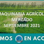 Informe ACARA: Los patentamientos de maquinarias agrícolas de septiembre se mantienencon buen ritmo de crecimiento internanual 4