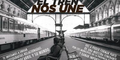 """CONCURSO FOTOGRÁFICO: """"El tren nos une"""" 5"""