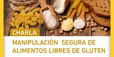 Charla sobre Manipulación segura de Alimentos Libres de Gluten 12