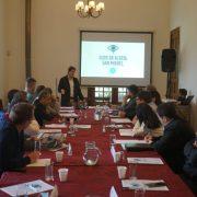 Ojos en Alerta: Pergamino participó del Primer Encuentro de Municipios 6