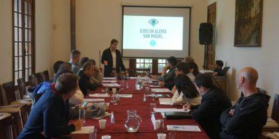 Ojos en Alerta: Pergamino participó del Primer Encuentro de Municipios 10