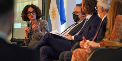 """Todesca Bocco: """"Exportar más significa tener más empleo"""" 6"""